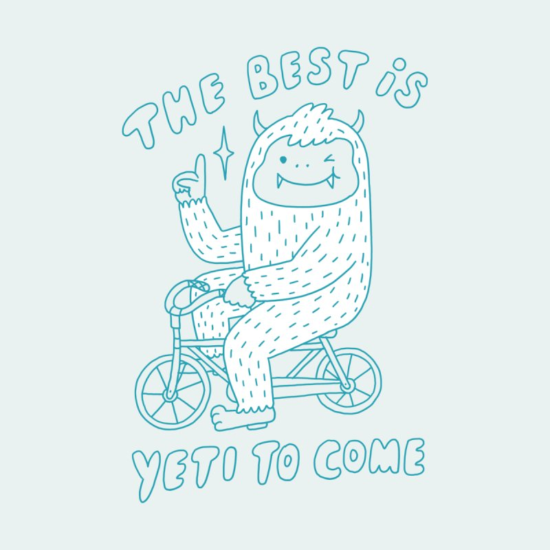 The best is Yeti to come by ilovedoodle's Artist Shop