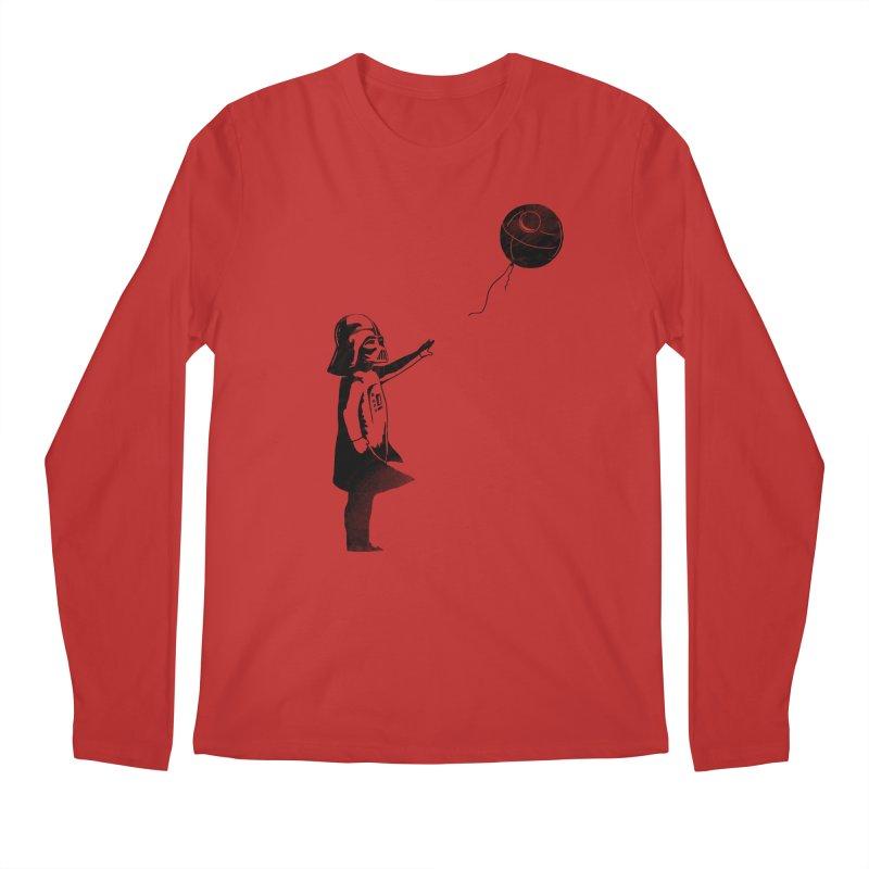 Let go your dark side Men's Regular Longsleeve T-Shirt by ilovedoodle's Artist Shop