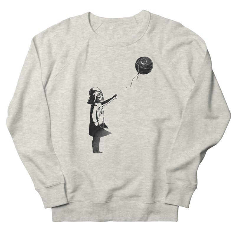 Let go your dark side Women's French Terry Sweatshirt by ilovedoodle's Artist Shop