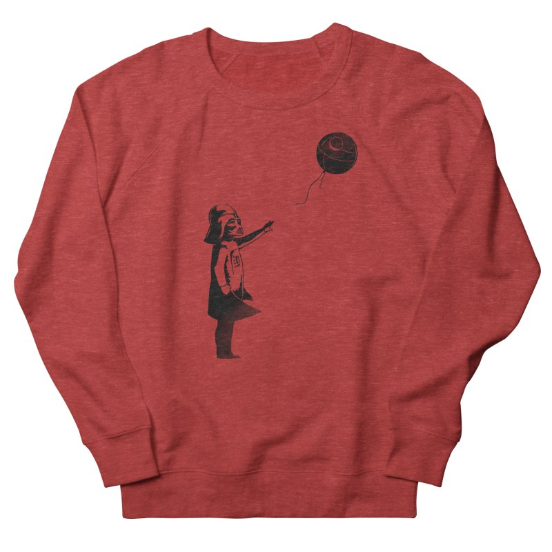 Let go your dark side Men's French Terry Sweatshirt by ilovedoodle's Artist Shop