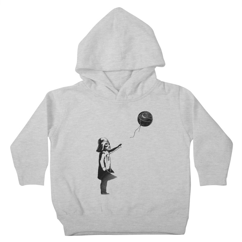 Let go your dark side Kids Toddler Pullover Hoody by ilovedoodle's Artist Shop