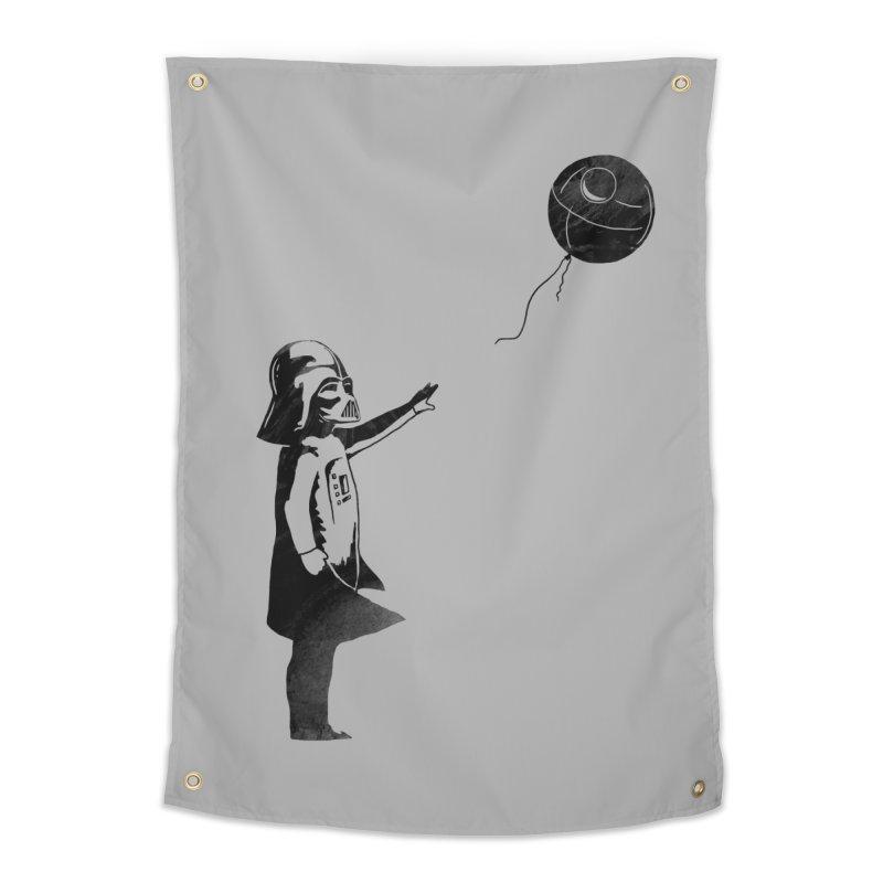 Let go your dark side Home Tapestry by ilovedoodle's Artist Shop