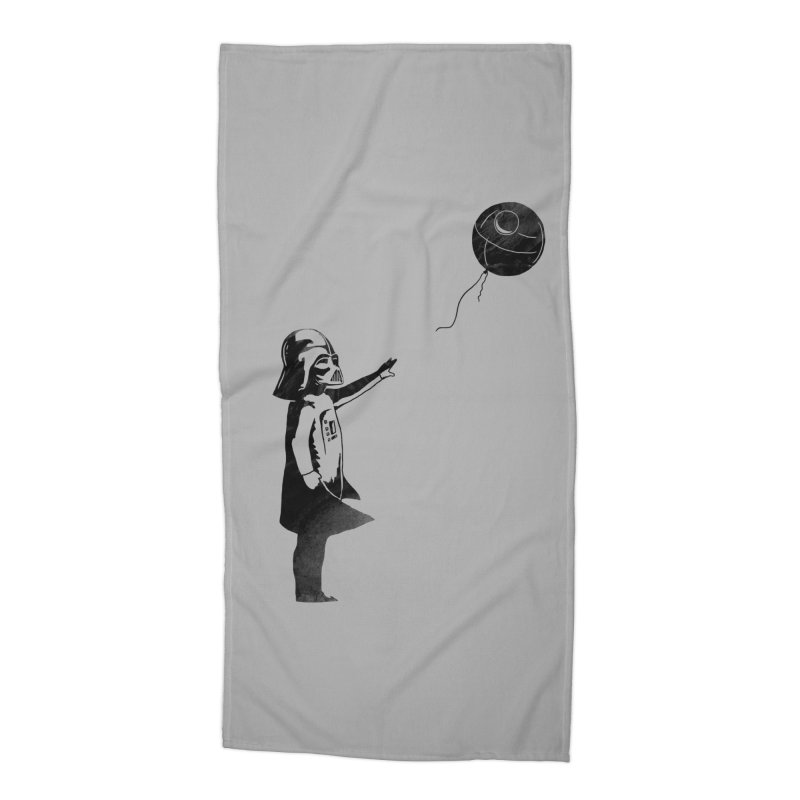 Let go your dark side Accessories Beach Towel by ilovedoodle's Artist Shop