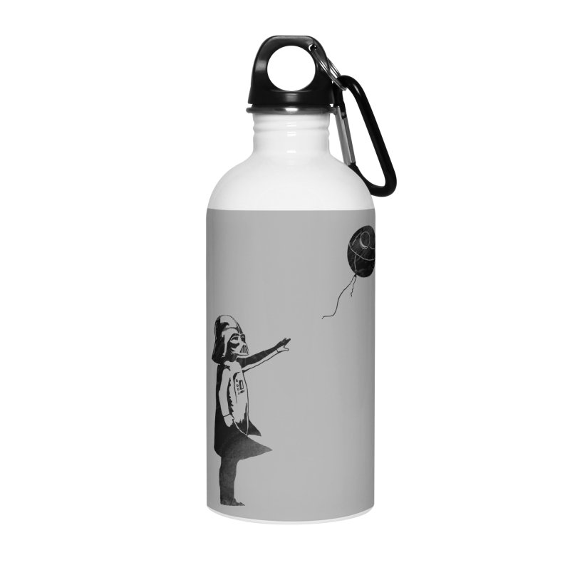 Let go your dark side Accessories Water Bottle by ilovedoodle's Artist Shop