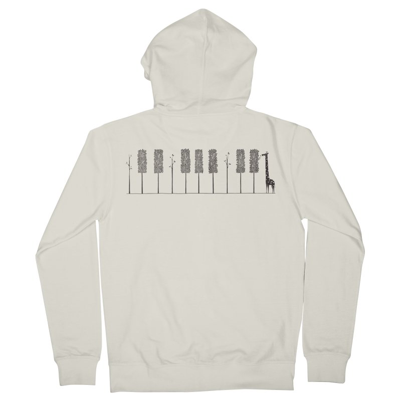 The Pianist Men's French Terry Zip-Up Hoody by ilovedoodle's Artist Shop