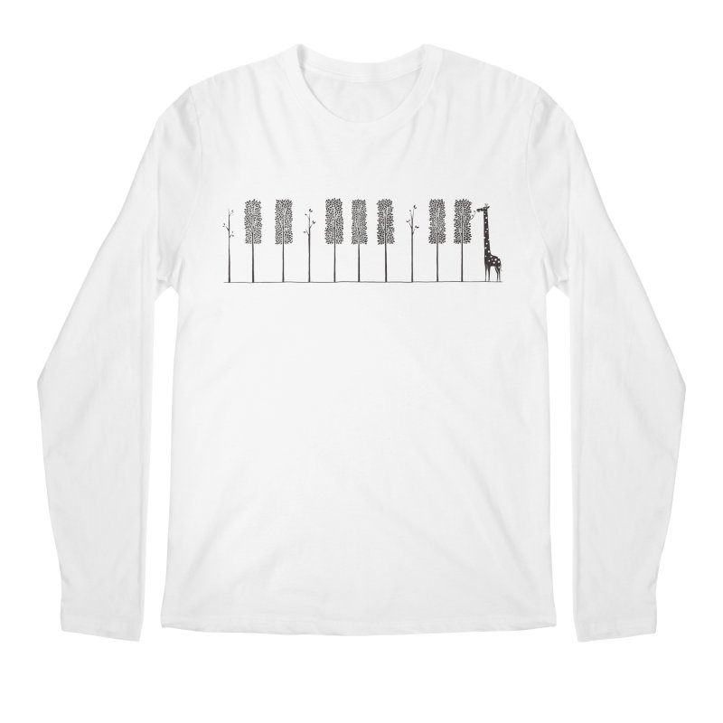 The Pianist Men's Regular Longsleeve T-Shirt by ilovedoodle's Artist Shop