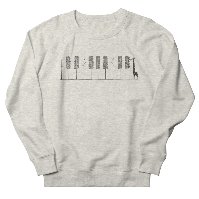 The Pianist Women's French Terry Sweatshirt by ilovedoodle's Artist Shop
