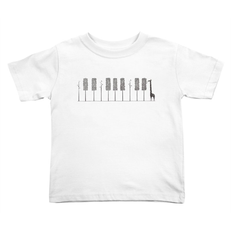 The Pianist Kids Toddler T-Shirt by ilovedoodle's Artist Shop