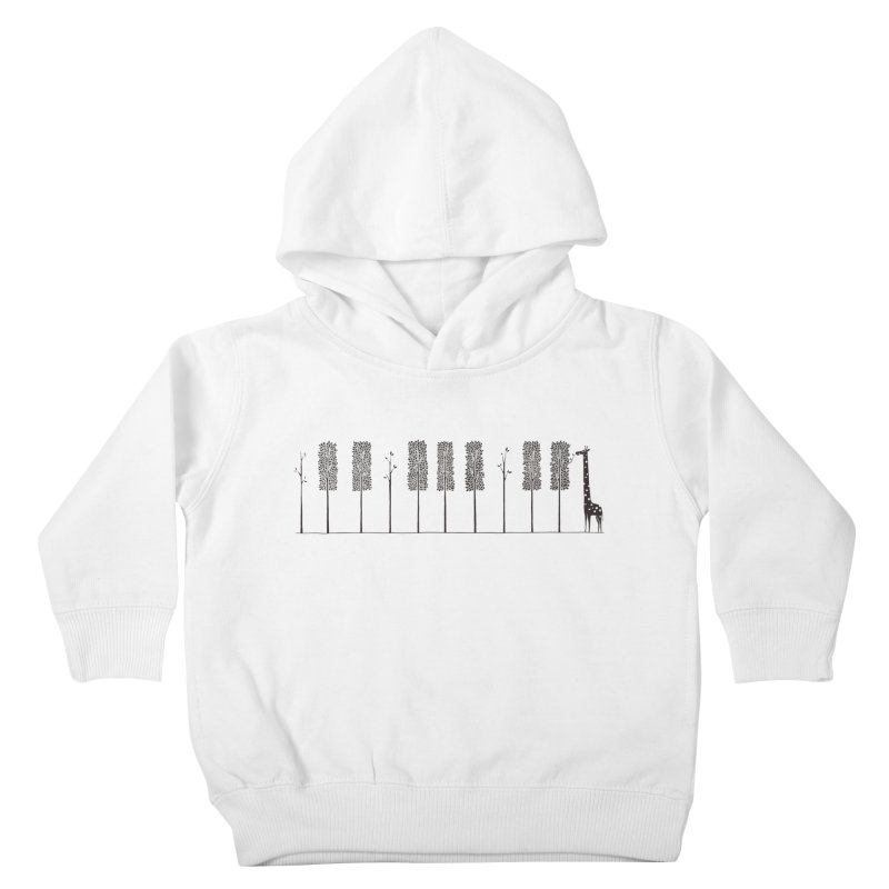 The Pianist Kids Toddler Pullover Hoody by ilovedoodle's Artist Shop