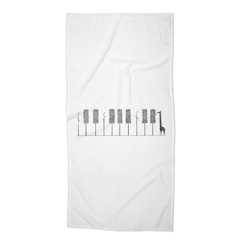 The Pianist Accessories Beach Towel by ilovedoodle's Artist Shop