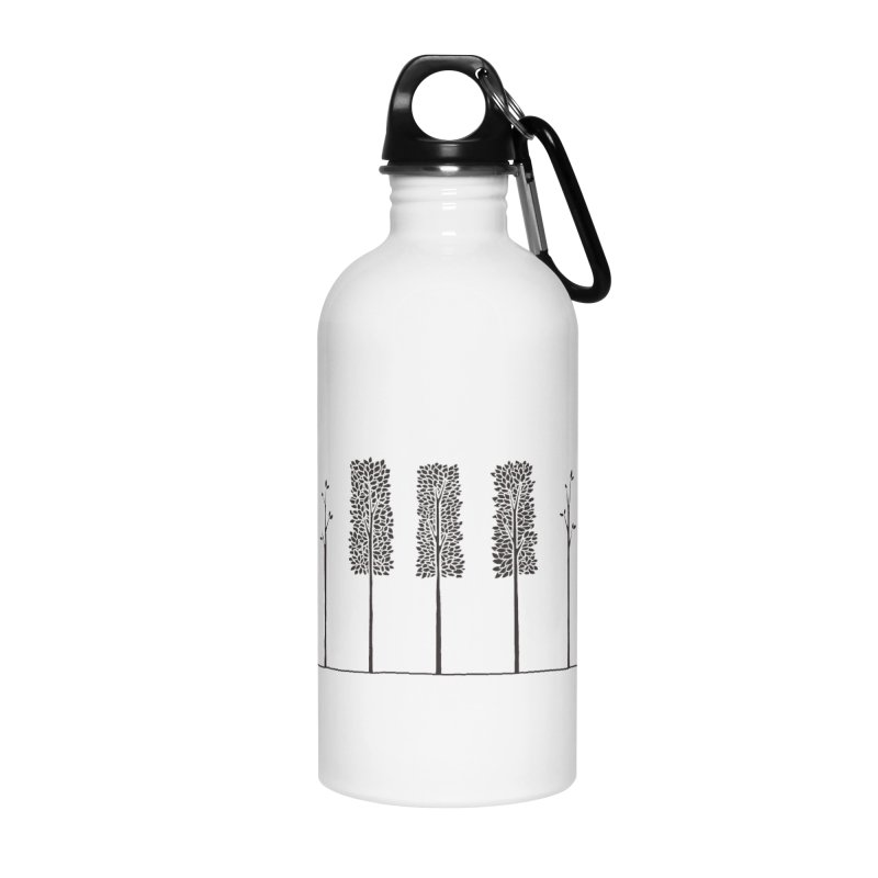 The Pianist Accessories Water Bottle by ilovedoodle's Artist Shop