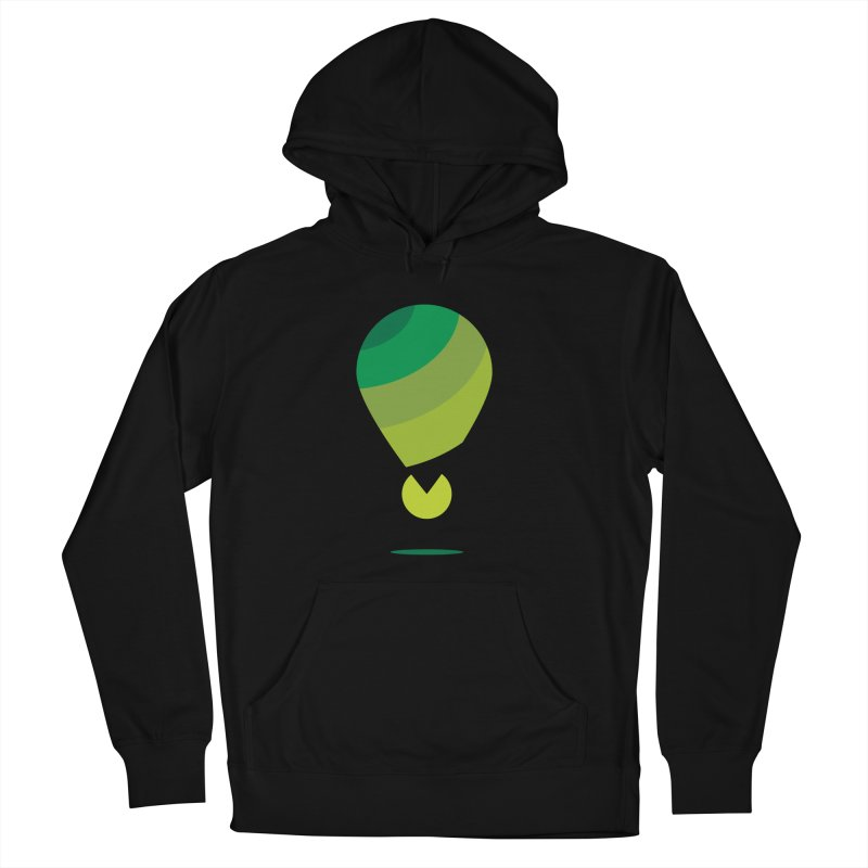 Midnight Hot Air Balloon Women's Pullover Hoody by Avo G'day!