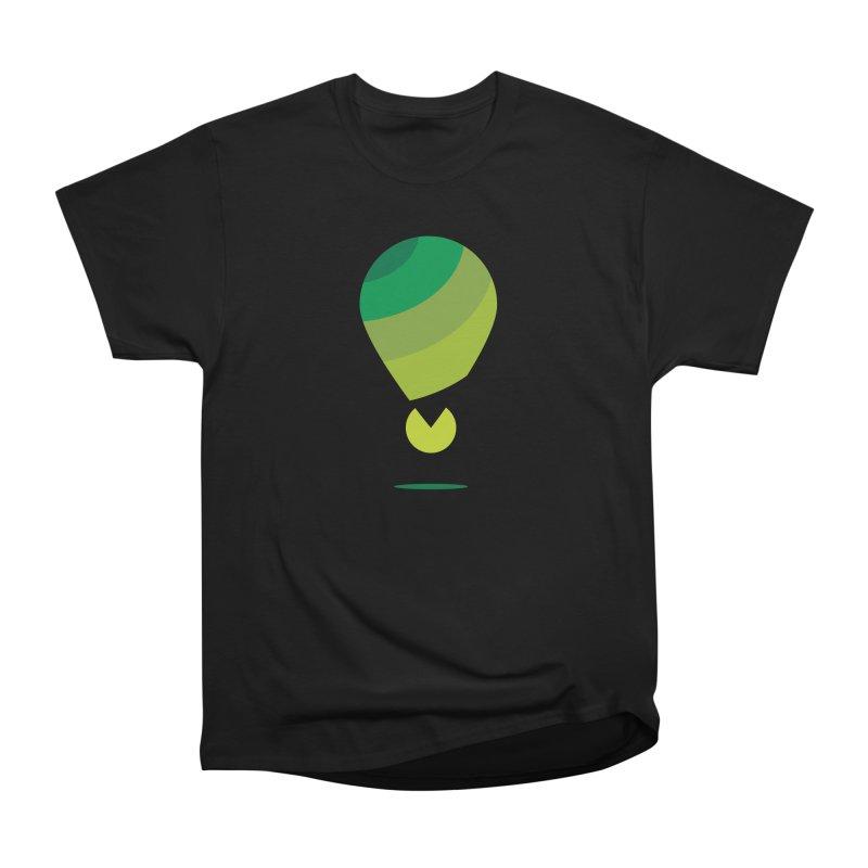 Midnight Hot Air Balloon Men's T-Shirt by Avo G'day!