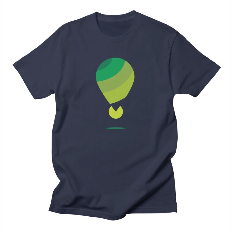 Midnight Hot Air Balloon Men's T-Shirt by Avo G'day!
