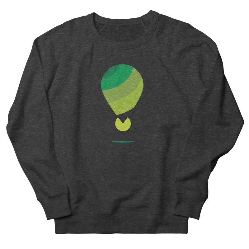Midnight Hot Air Balloon Women's Sweatshirt by Avo G'day!