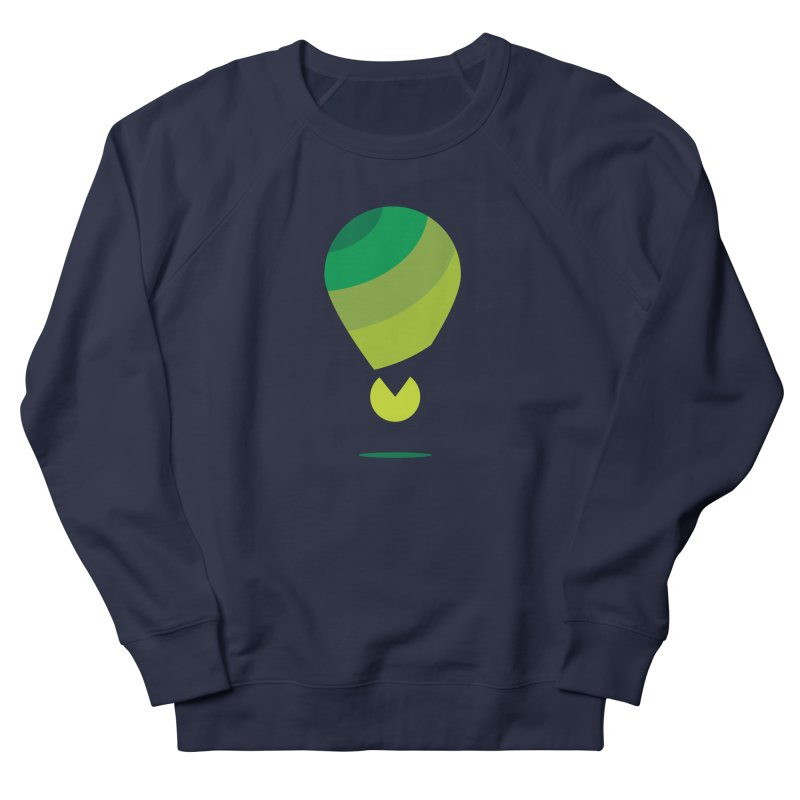 Midnight Hot Air Balloon Men's Sweatshirt by Avo G'day!