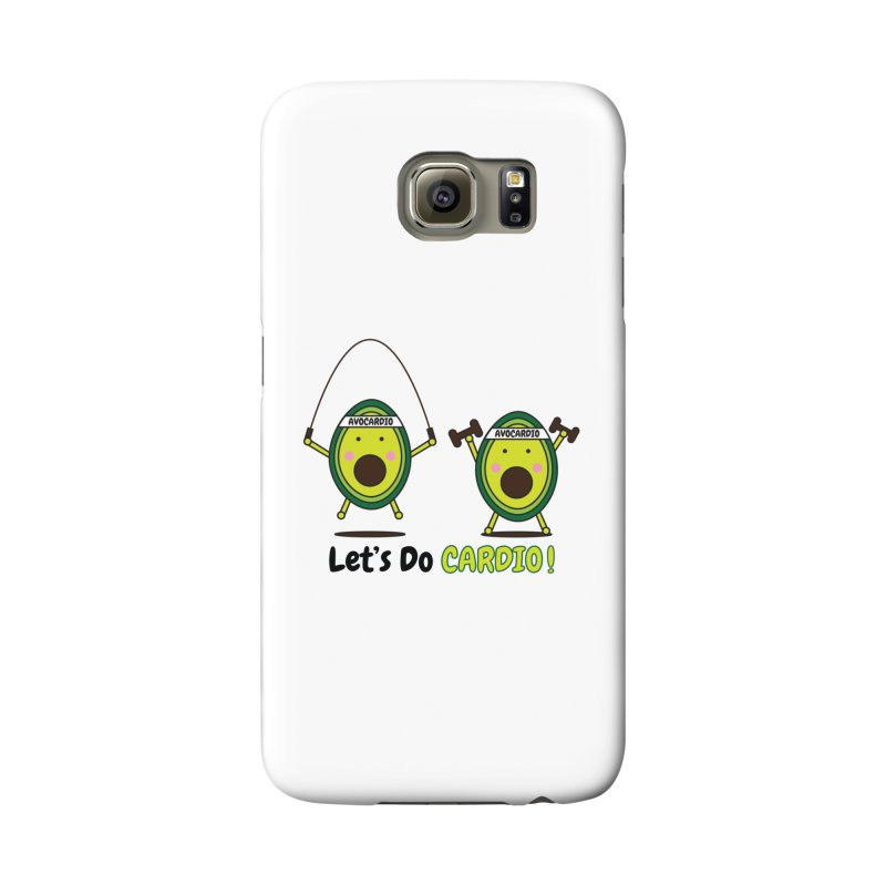 Let's Do Cardio! Accessories Phone Case by Avo G'day!