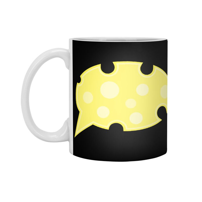 Say Cheese! Accessories Standard Mug by Avo G'day!