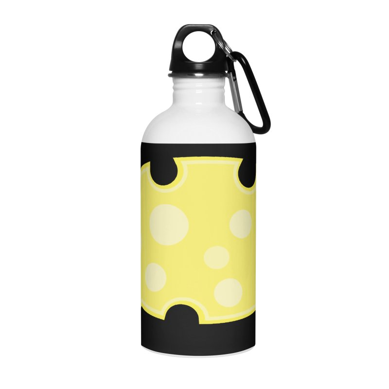 Say Cheese! Accessories Water Bottle by Avo G'day!