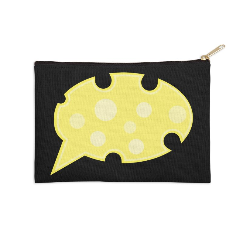 Say Cheese! Accessories Zip Pouch by Avo G'day!