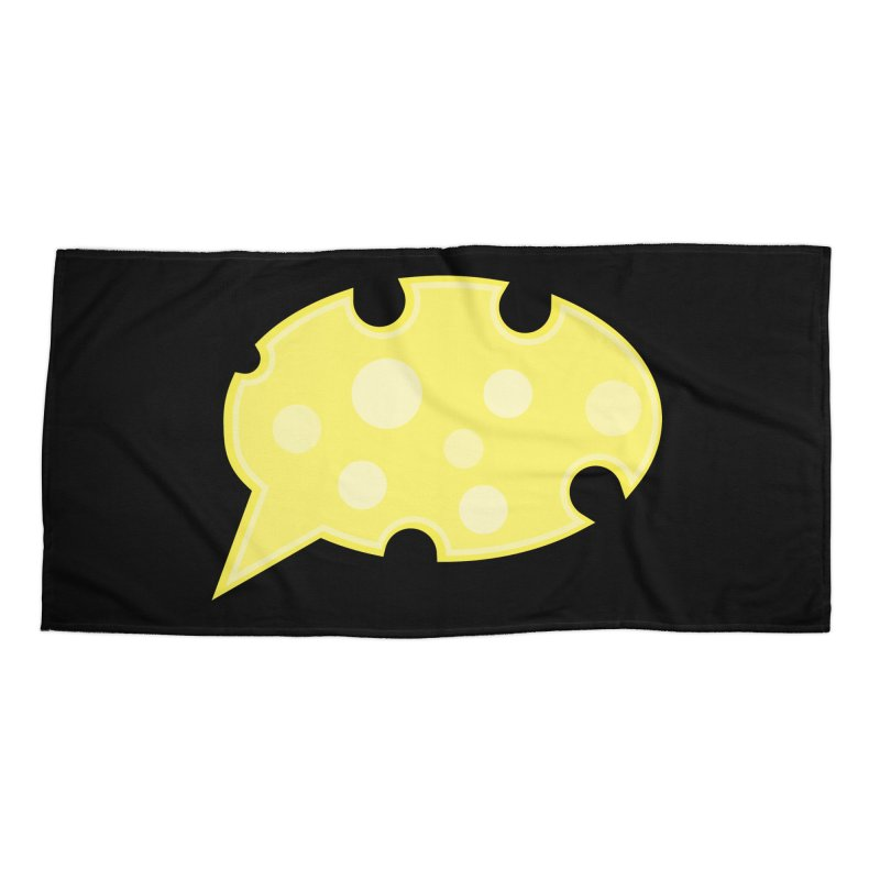 Say Cheese! Accessories Beach Towel by Avo G'day!