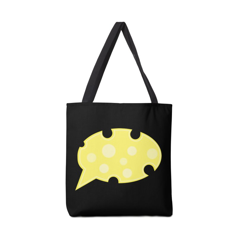 Say Cheese! Accessories Tote Bag Bag by Avo G'day!