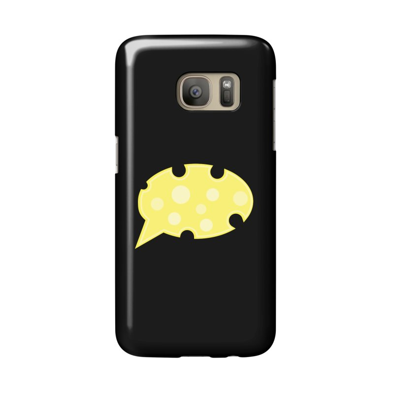 Say Cheese! Accessories Phone Case by Avo G'day!