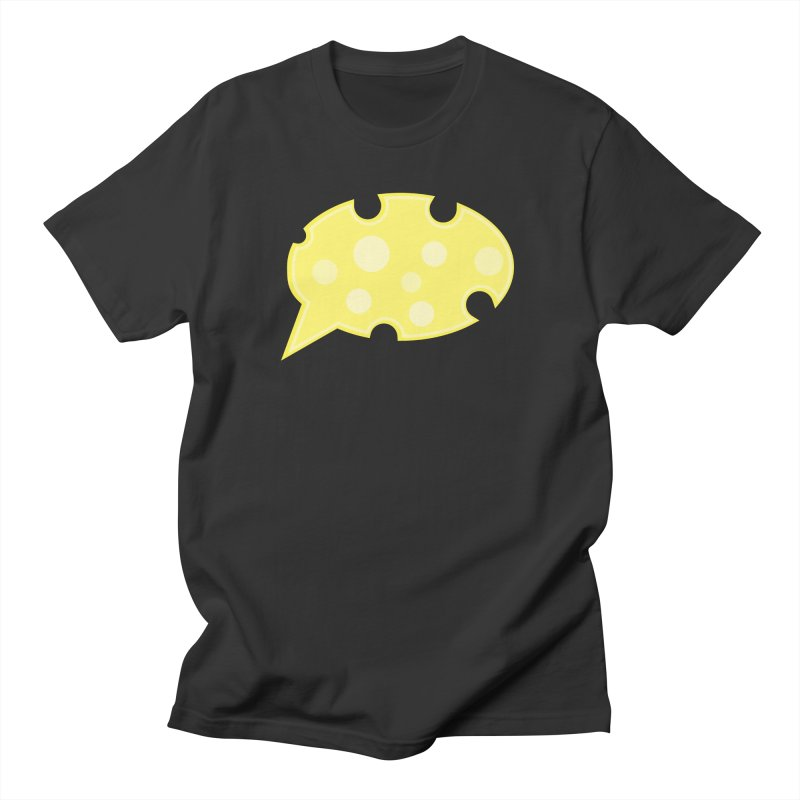 Say Cheese! Men's T-Shirt by Avo G'day!