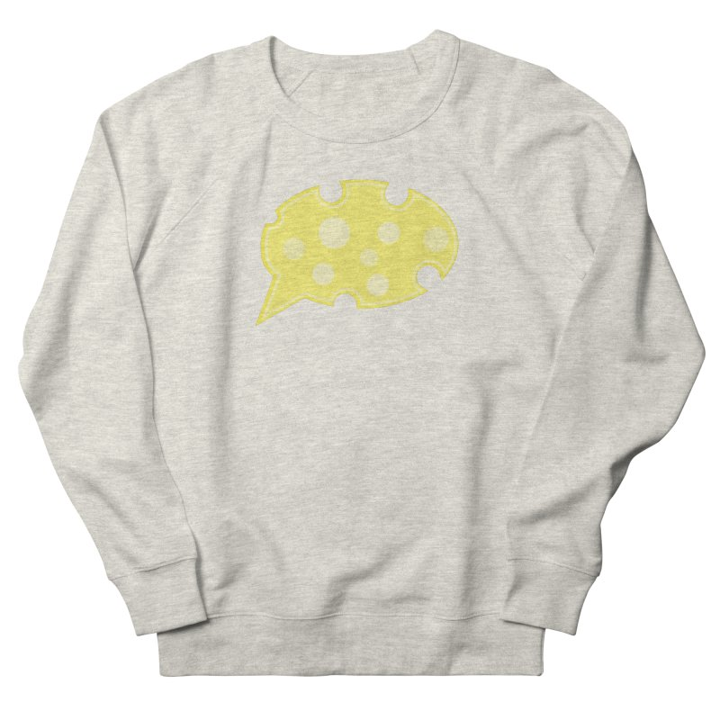 Say Cheese! Men's Sweatshirt by Avo G'day!