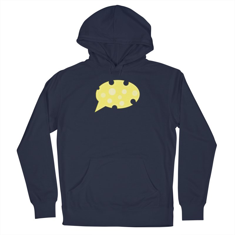 Say Cheese! Men's Pullover Hoody by Avo G'day!