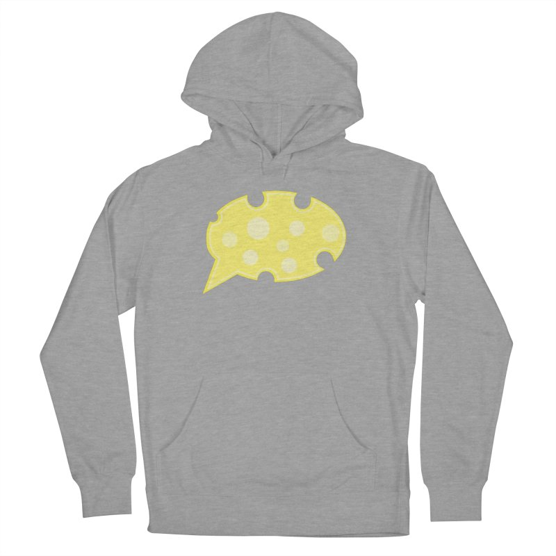 Say Cheese! Women's French Terry Pullover Hoody by Avo G'day!