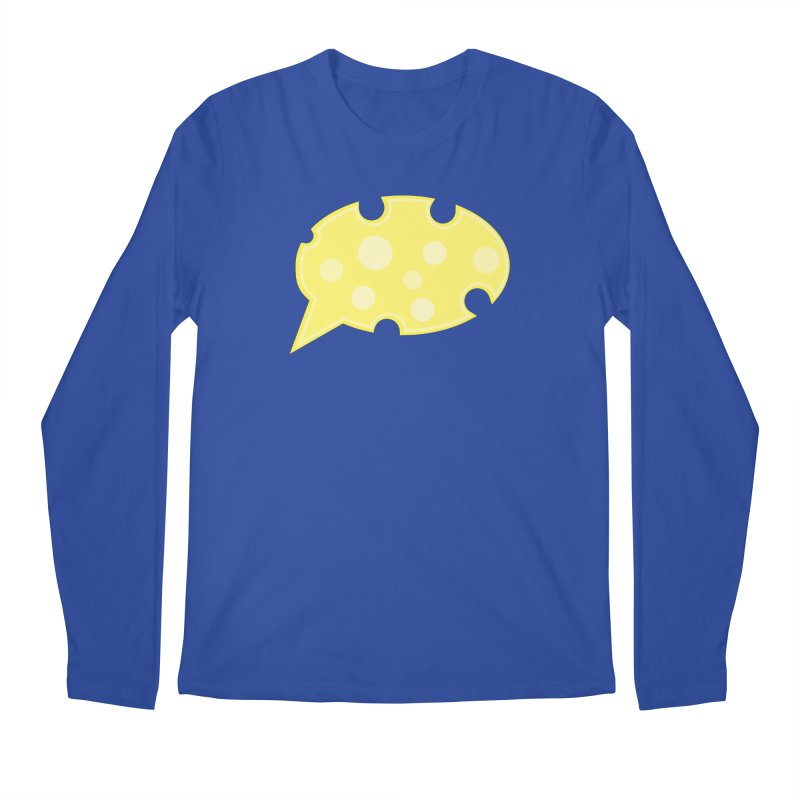 Say Cheese! Men's Longsleeve T-Shirt by Avo G'day!