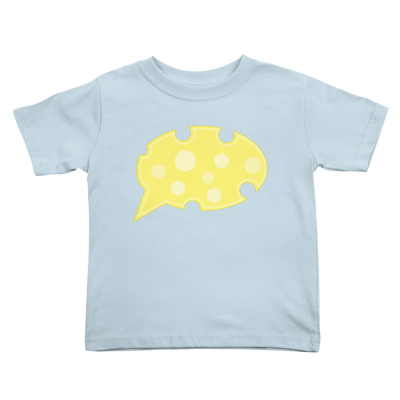 Say Cheese! Kids Toddler T-Shirt by Avo G'day!