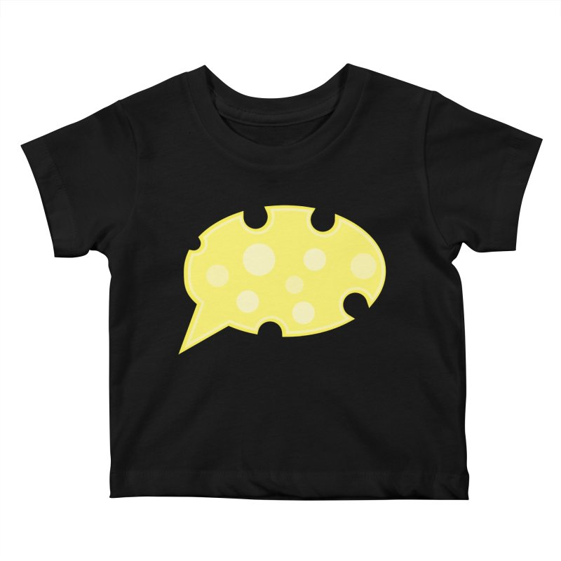 Say Cheese! Kids Baby T-Shirt by Avo G'day!