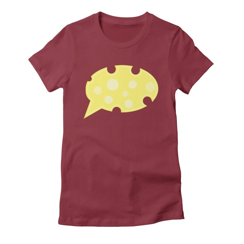 Say Cheese! Women's T-Shirt by Avo G'day!