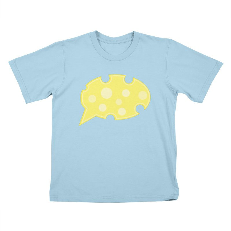 Say Cheese! Kids T-Shirt by Avo G'day!
