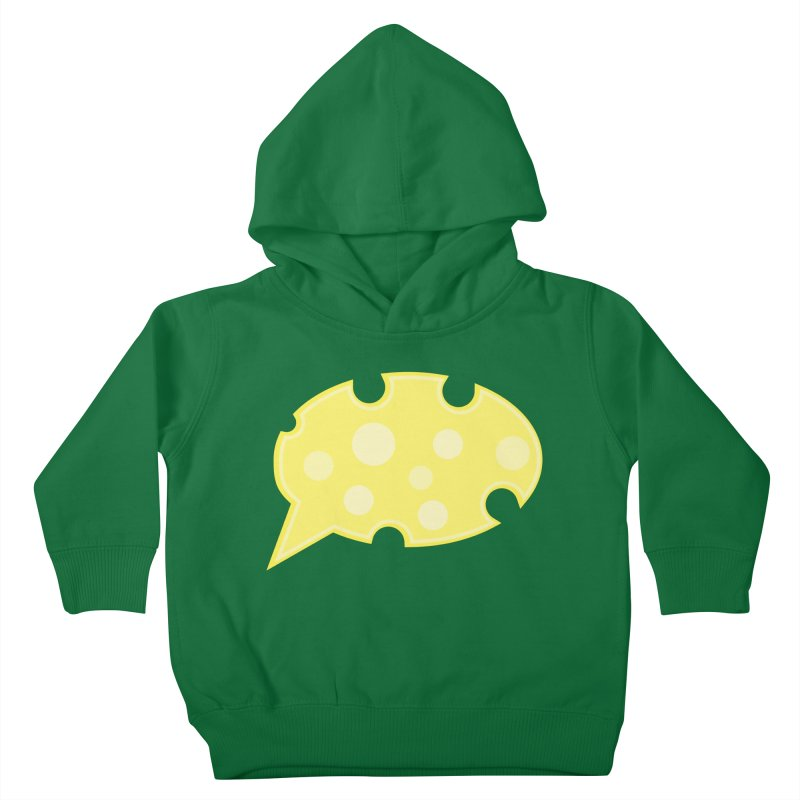 Say Cheese! Kids Toddler Pullover Hoody by Avo G'day!