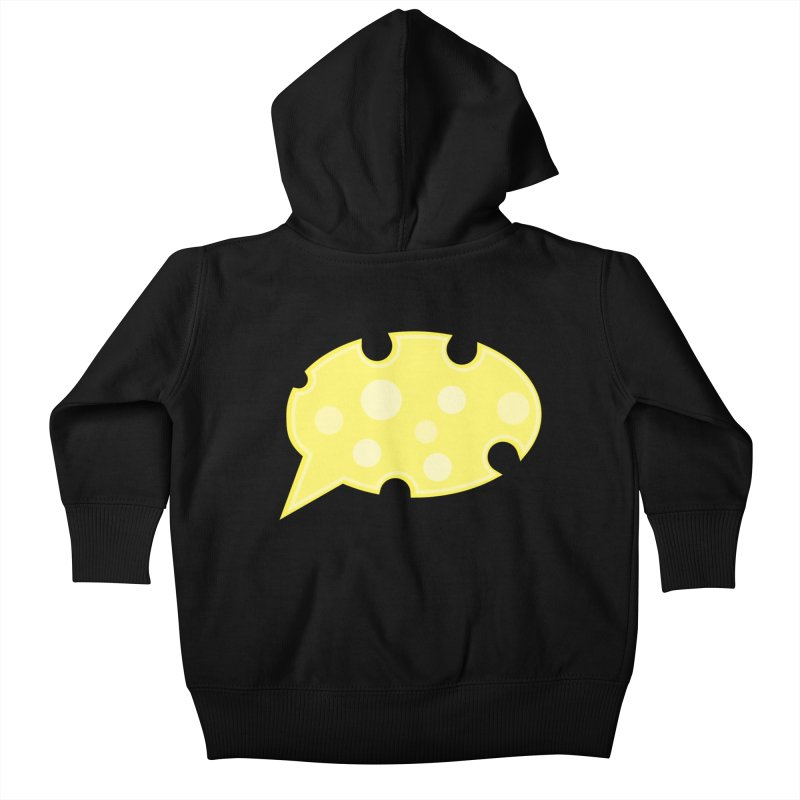 Say Cheese! Kids Baby Zip-Up Hoody by Avo G'day!