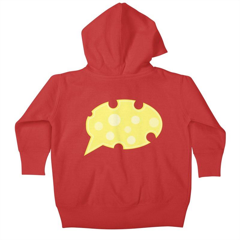 Say Cheese! Kids Baby Zip-Up Hoody by Avo G'day!