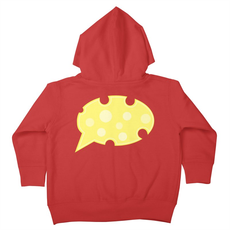 Say Cheese! Kids Toddler Zip-Up Hoody by Avo G'day!