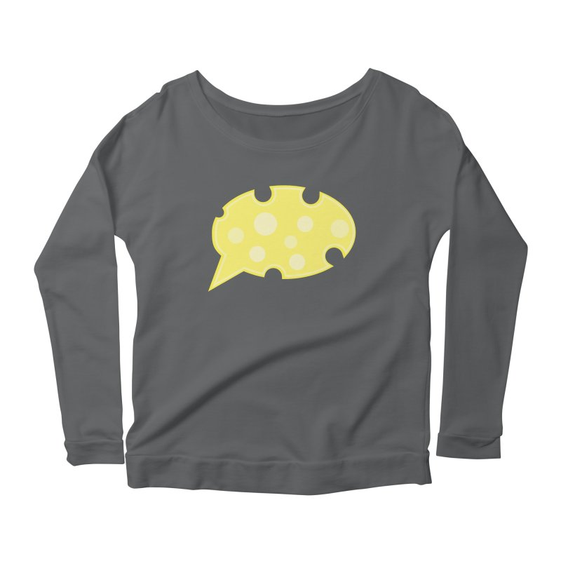 Say Cheese! Women's Longsleeve T-Shirt by Avo G'day!