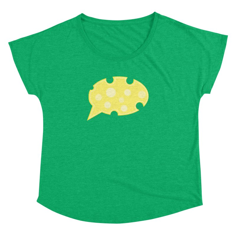Say Cheese! Women's Dolman by Avo G'day!