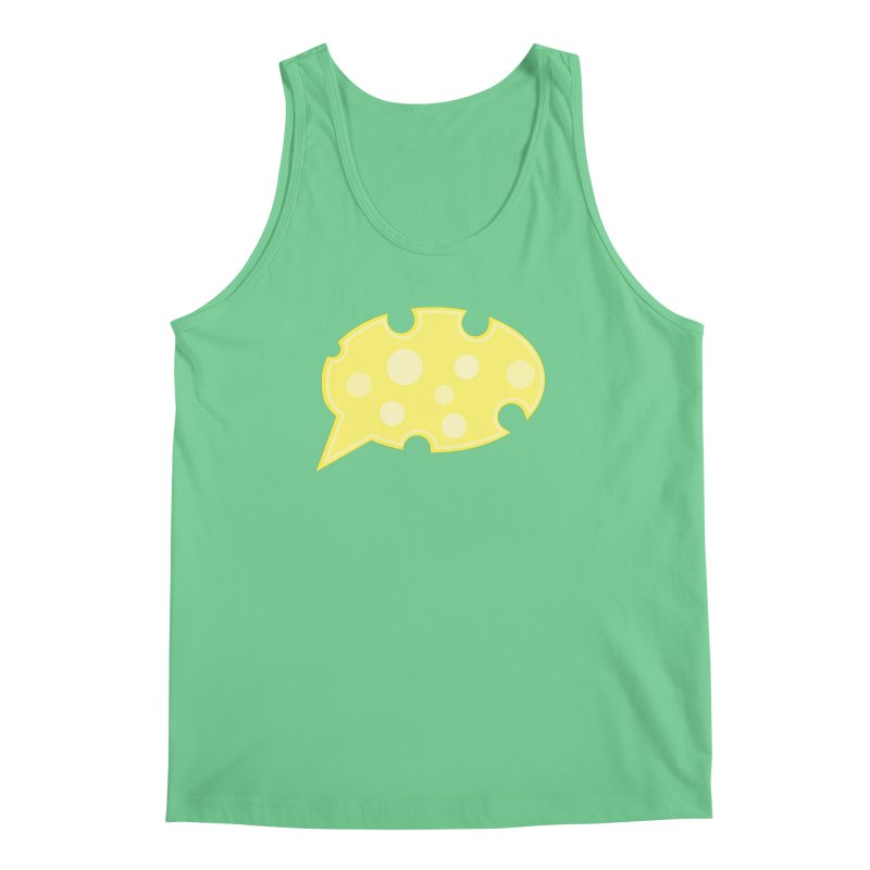 Say Cheese! Men's Tank by Avo G'day!
