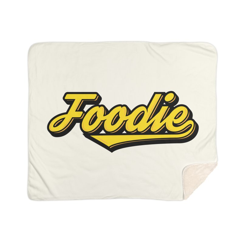 Foodie Home Blanket by Avo G'day!