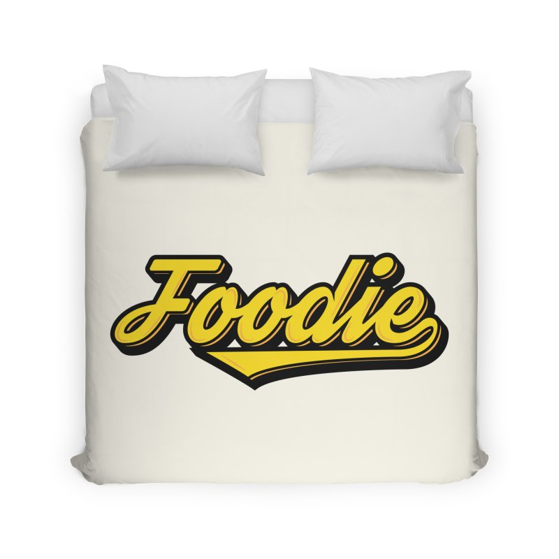 Foodie Home Duvet by Avo G'day!
