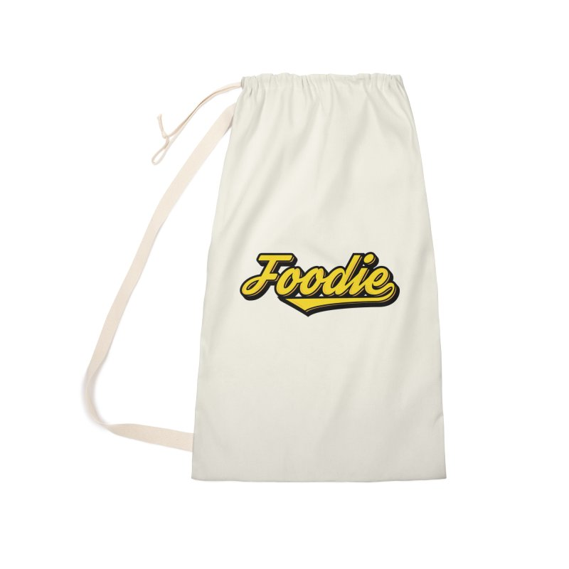 Foodie Accessories Laundry Bag Bag by Avo G'day!