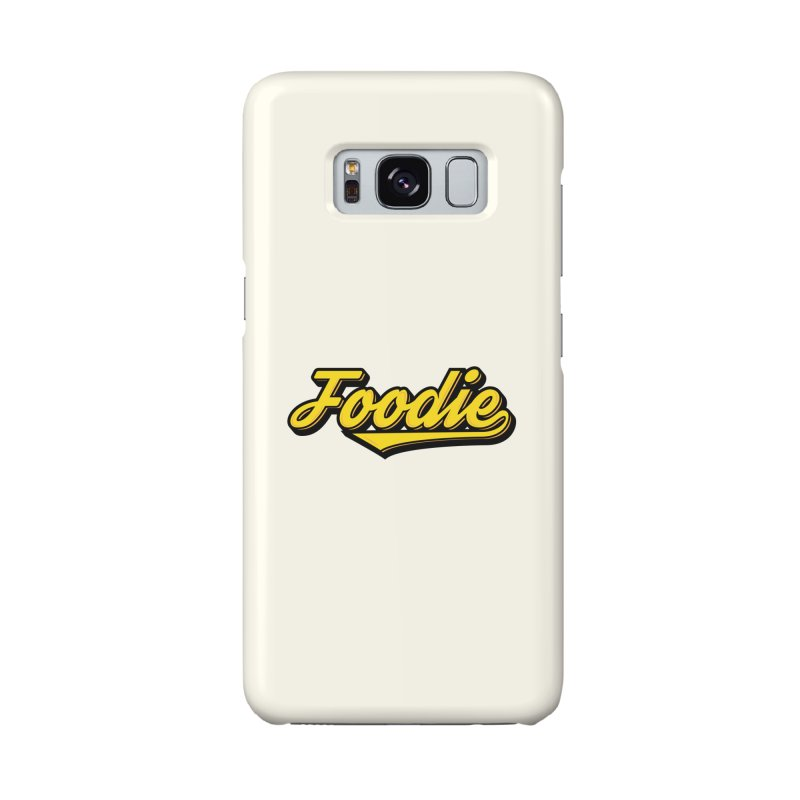 Foodie Accessories Phone Case by Avo G'day!