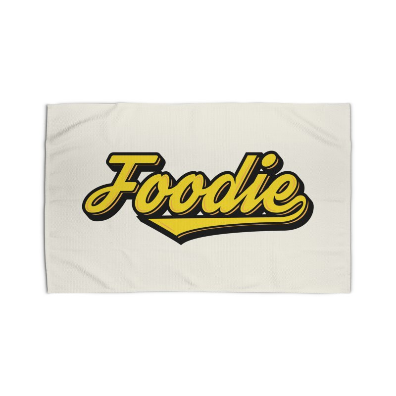 Foodie Home Rug by Avo G'day!