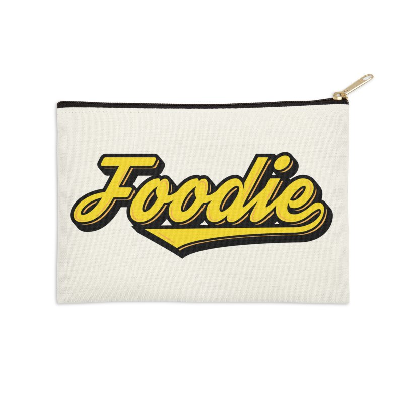 Foodie Accessories Zip Pouch by Avo G'day!