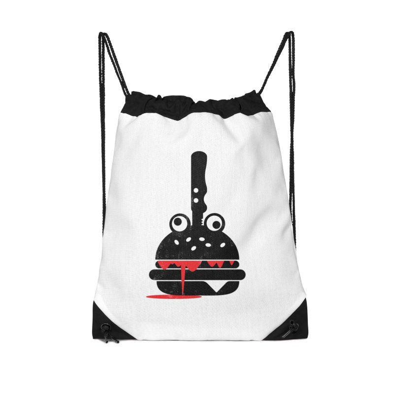Burger Murder Accessories Bag by Avo G'day!